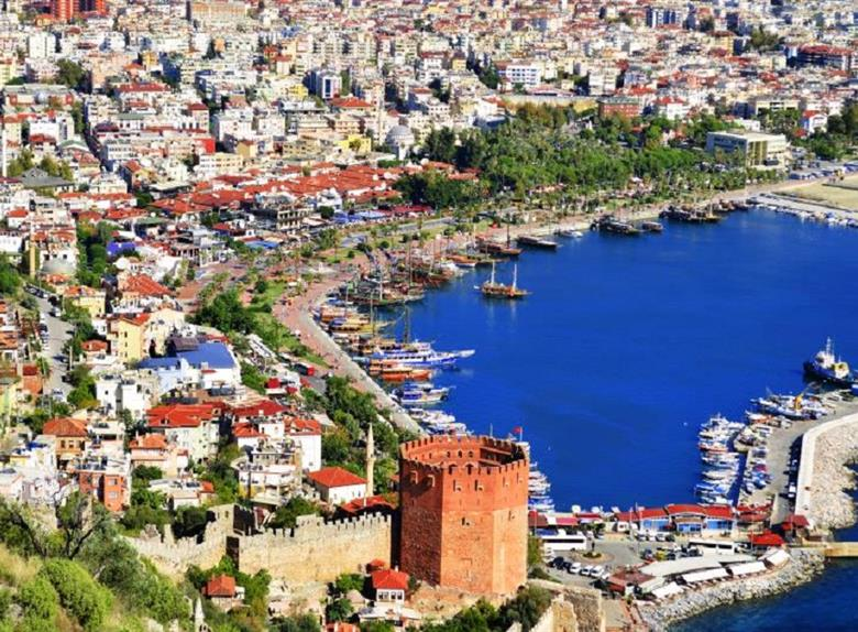 alanya-castle-tour