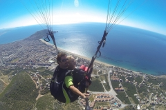alanya-tandem paragliding
