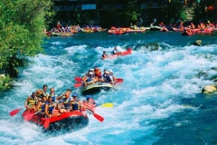 alanya rafting tour