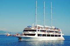 alanya starcraft party boat