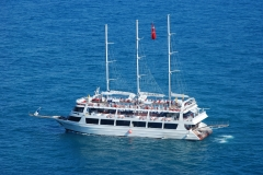 alanya starcraft party boat