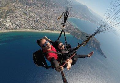 Paragliding 55€