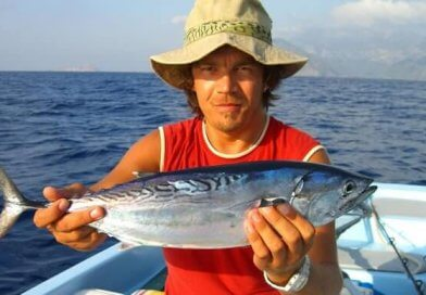 Alanya Privat Fishing Tour 45€