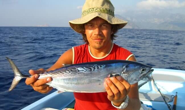 Alanya Balık Tutma Turu 45€