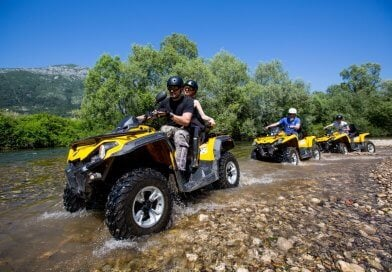 Quad Safari 25€