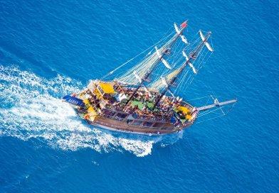 Alanya Boat Tour 15€