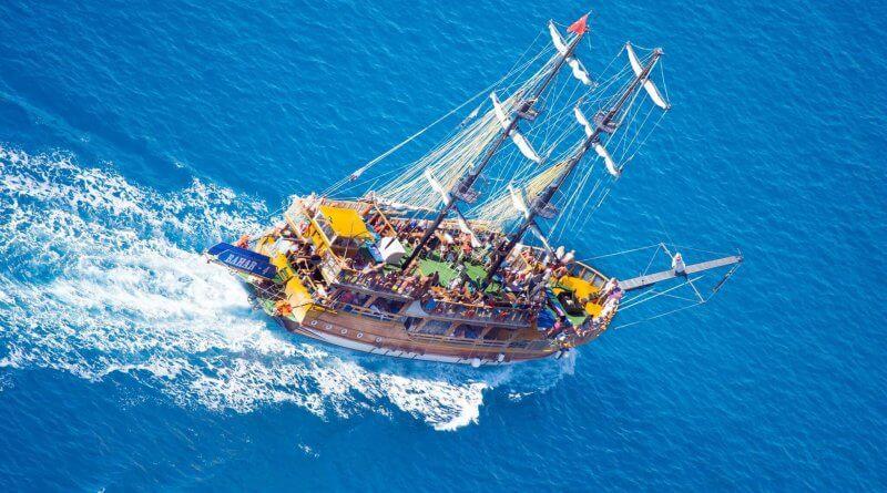 Alanya Tekne Turu 15€