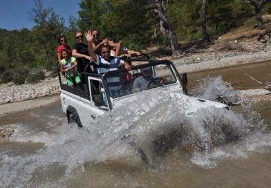 Jeep Safari 15€