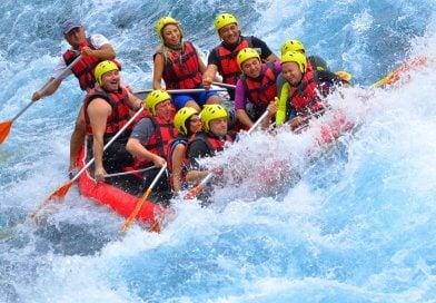 Rafting Alanya 15 €