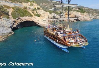 Alanya Catamaran Boat Tour 15 €