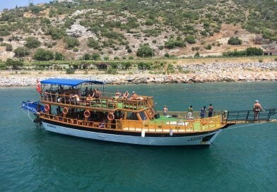 Alanya Fishing and Snorkeling Tour 30€