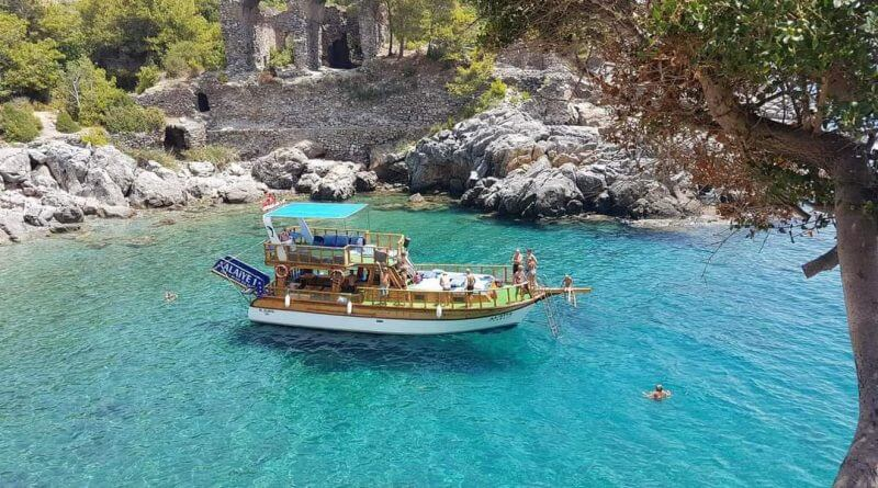 Alanya VIP-Yachttour